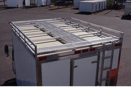Maximize space inside and topside.