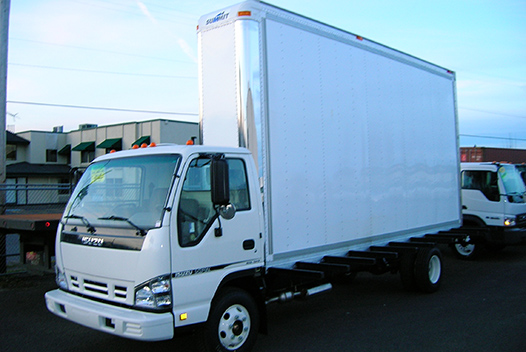 Custom-size Summit's truck body to fit your business.