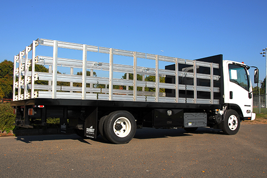 Whatever your needs in a truck body, Summit can custom build it.