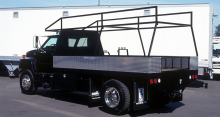 Summit Flatbed Body