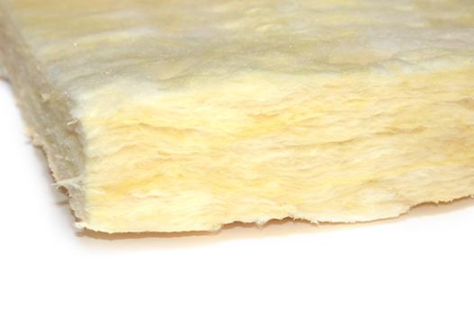 Interior Option Fiberglass Mat Insulation