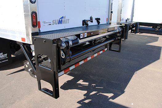 Lighting Option Tuckaway Liftgates