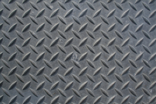 Floor Option Steel Treadplate Overlay