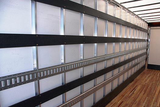 Interior Option Composite Slats