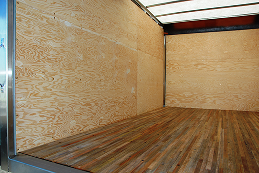 Interior Option Plywood